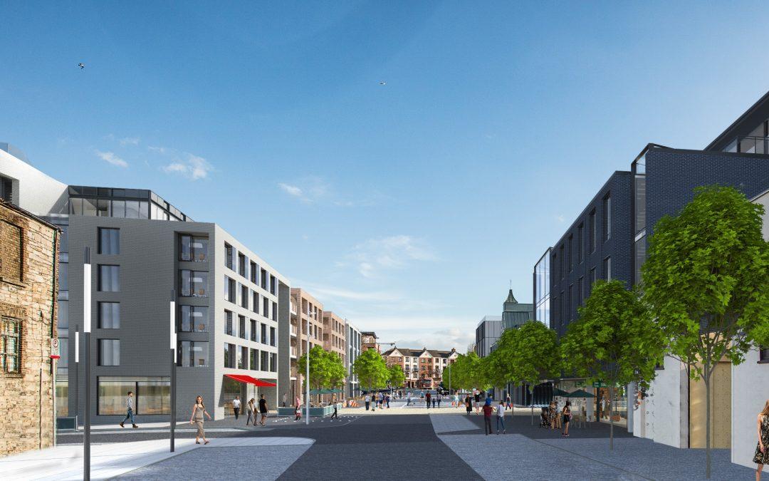 Regeneration project in Dublin's Liberties to sustain 1,700 jobs