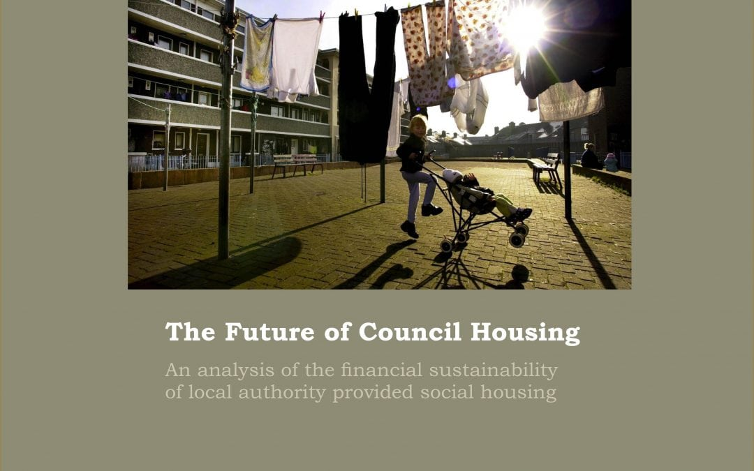 Report calls for new funding model for council housing