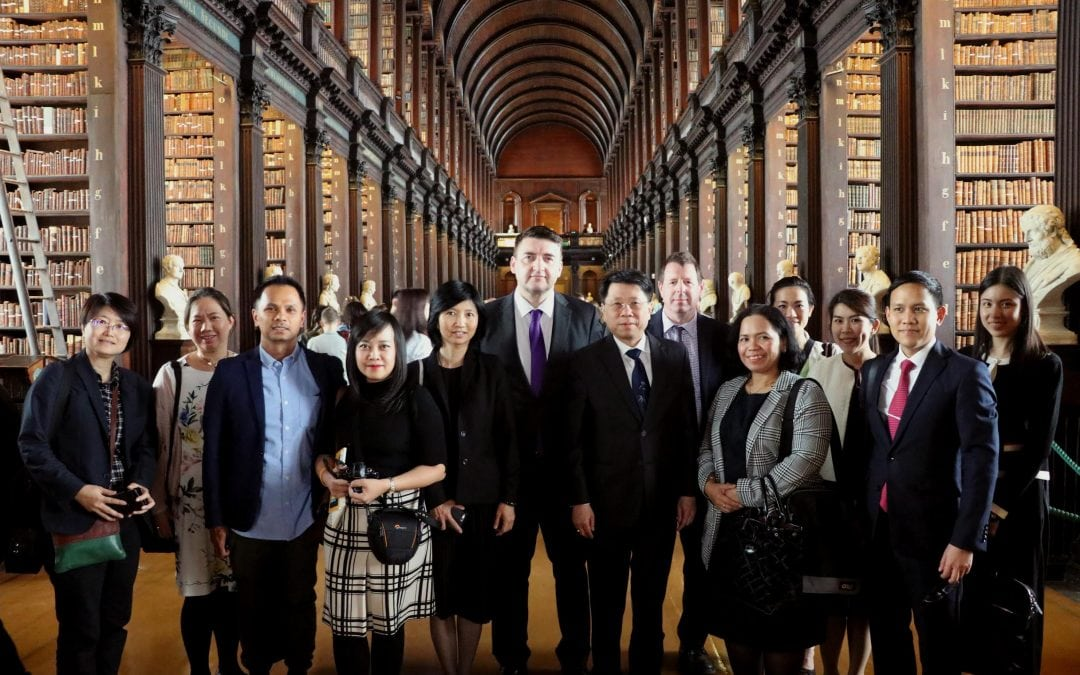 Thailand in move to encourage educational partnerships with Irish Colleges