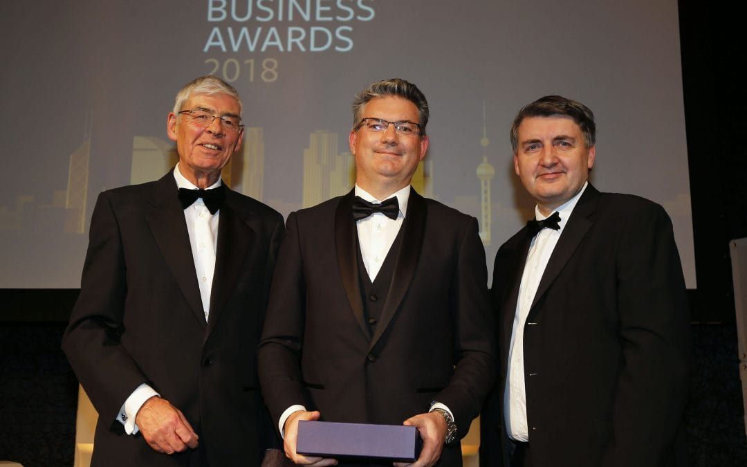 Inaugural Asia Matters business awards