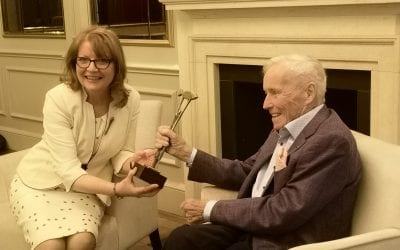 Feargal Quinn named National Philanthropist of the Year 2019
